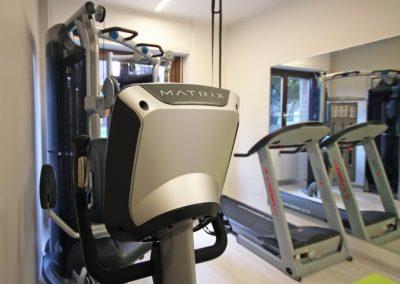 Il centro medico Axis 002