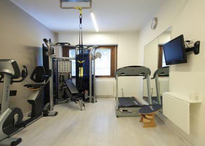 Il centro medico Axis 007